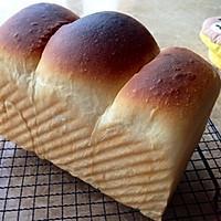 冷藏中种北海道吐司~面包机揉面的做法图解15