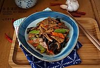 鱼香猪肝的做法