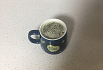 蓝莓红提甜瓜黄瓜排毒果汁的做法