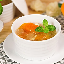 电饭煲银耳炖木瓜