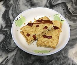 #今天吃什么#肉松沙拉酱三明治的做法