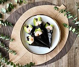 手卷森森寿司的做法
