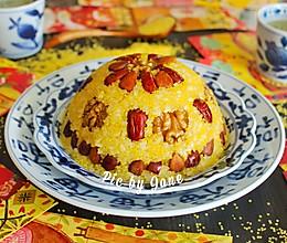 腊八食谱—小米八宝饭的做法