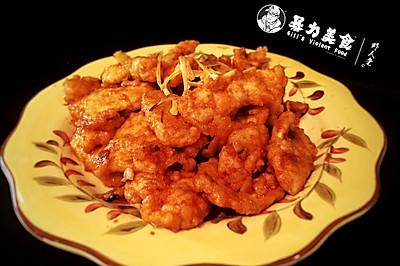 锅包肉(鸡胸肉版)