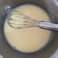 快手早餐~蛋奶吐司布丁的做法图解1