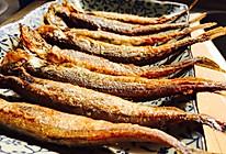 香煎多春鱼(豆果优食汇)的做法