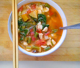 刺激你的味蕾  陕西麻食的做法