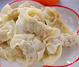 鲜肉小饺子 宝宝辅食食谱的做法