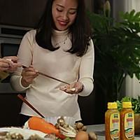 点亮好食光,我用太太乐鲜鸡汁#太太乐鲜鸡汁蒸鸡原汤#的做法图解9