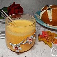 #换着花样吃早餐#胡萝卜马蹄玉米汁