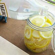 瘦身柠檬醋