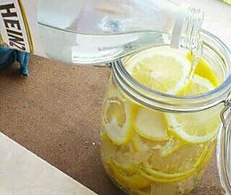 瘦身柠檬醋的做法