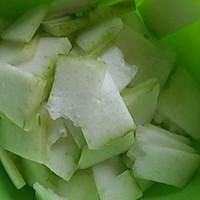 【美容瘦身汤】冬瓜豆芽玉米汤的做法图解1