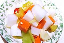 简易版四川泡菜的做法