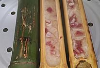 平安竹竹筒饭的做法