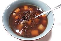 红糖芋圆甜汤的做法