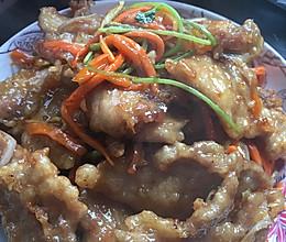老式锅包肉的做法