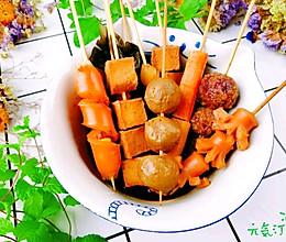#营养小食光#街边味道~潮汕卤水串串的做法
