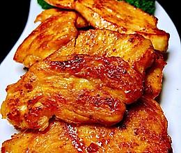减肥餐~鸡胸肉这样煎的做法