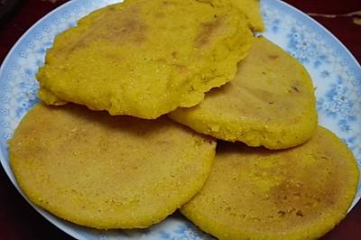 玉米面饼子怎么做