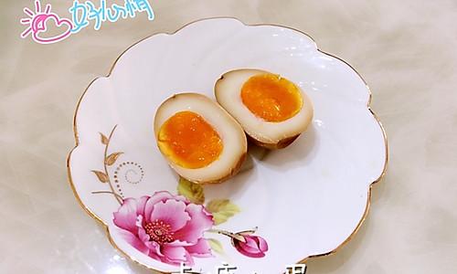 卤溏心蛋的做法