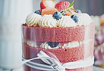下篇:《家庭版红丝绒裸蛋糕》#我们约饭吧#的做法