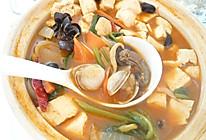 韩式大酱汤家常做法的做法