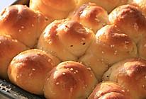 风靡街头巷尾的韩国蜂蜜烤馒头--------蜂蜜小面包的做法