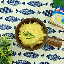 #安佳儿童创意料理#奶香土豆泥