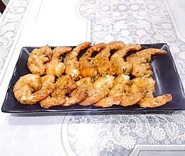 超好吃的椒盐虾的做法