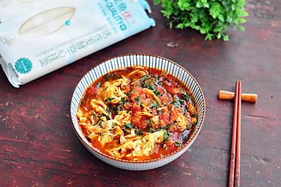 西红柿鸡蛋挂面