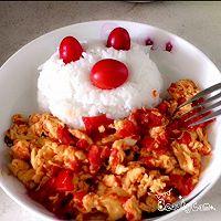 十分钟就能轻松搞定的西红柿盖浇饭的做法图解4
