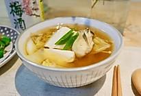 牡蛎味噌汤的做法