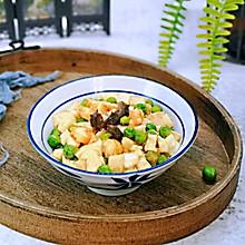 海参豌豆烩豆腐