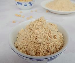 自制黄豆粉的做法