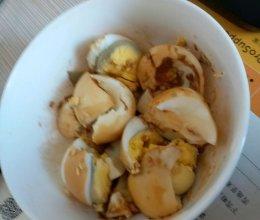 拌熟鸡蛋的做法