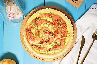 异域风情·海鲜大虾派