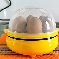 快手早餐蒸鸡蛋的做法图解6