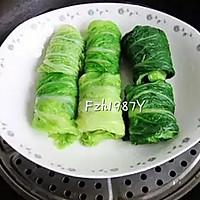白菜豆腐卷~清淡鲜美的做法图解5