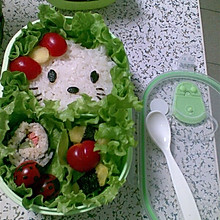 Hello Kitty可爱便当