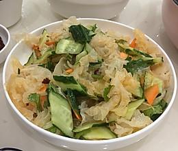 凉菜− 酸甜开胃银耳的做法