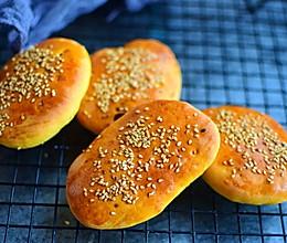 南瓜红糖烤饼的做法