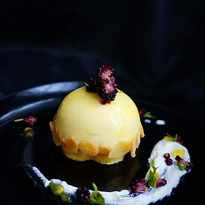 椰子慕斯蛋糕