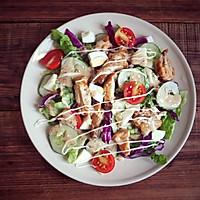 鸡腿沙拉#丘比沙拉汁#的做法图解5