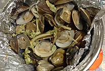 烤文蛤的做法