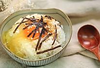 鸡蛋拌饭——迷迭香的做法
