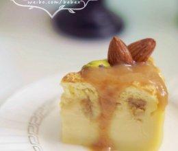 欧美正流行新潮蛋糕 焦糖苹果魔力蛋糕的做法