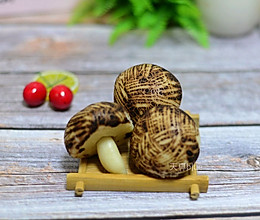 馒头蘑菇包的做法