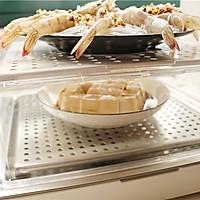 蒜末粉丝蒸虾的做法图解9