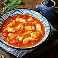 #入秋滋补正当时#龙利鱼粉丝番茄汤的做法图解16